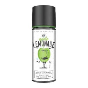 My's Vaping Mr Apple Lemonade