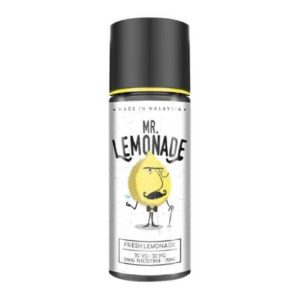 My's Vaping Mr Lemonade Fresh Limonade