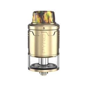 Vandy vape Pyro V3 RDTA Gold