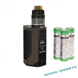 Wismec Reuleaux RXgen3 Kit + accus offerts