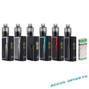 Voopoo Argus GT + accus offerts