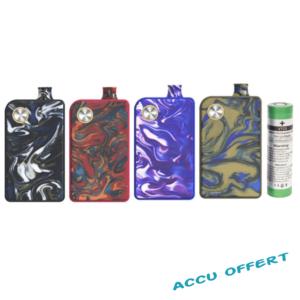 Aspire Mulus + acccu offert