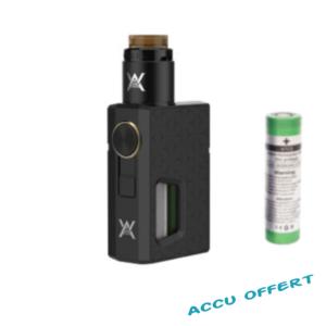 Athena squonk kit + accu offert