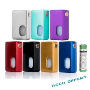 Dotbox DotSquonk meca + accu offert