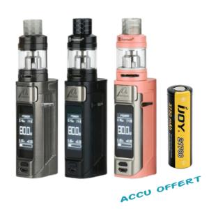 Joyetech Espion Solo kit + accu 21700 offert